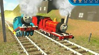 Mainan Anak Kereta Api Thomas Dengan Roda Spinner