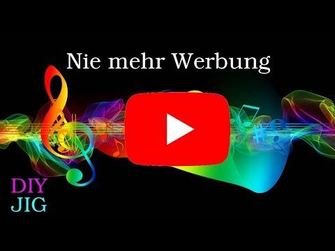Werbefreier Musikgenuss auf YT ohne Adblocker - so gehts! - DIY JIG