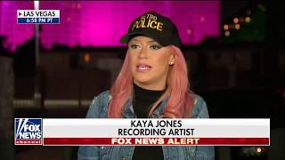 Kaya Jones and Tomi Lahren on Hannity discuss Terrorists, psychos don t obey gun control laws