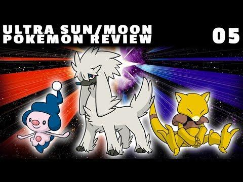 Ultra Sun/Moon Pokémon Review: Hau'oli City (Furfrou, Abra & Mime Jr.)