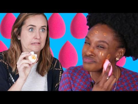 Which Weird Alternative Beauty Blender Works The Best?