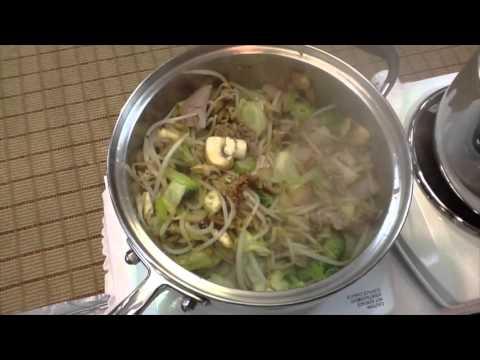 Beef and Shiritake Noodle Stirfry