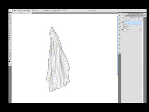How to Draw Drapery in Photoshop