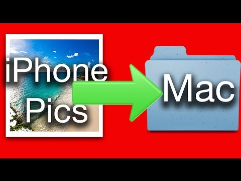 BEST WAY: How to Transfer Pictures From iPhone to a Mac