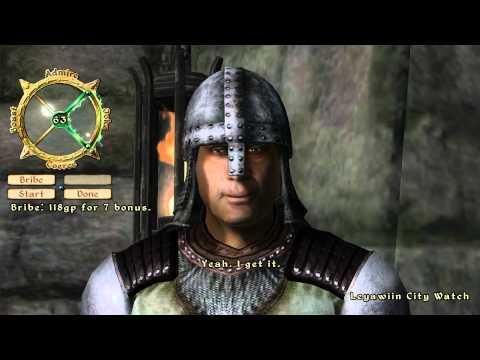 Guide: Oblivion - Speechcraft (social mini game)