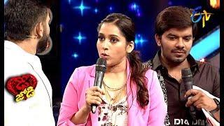 Sudheer | Rashmi | Pradeep | Funny Joke | Dhee Jodi | 15th May 2019 | ETV Telugu