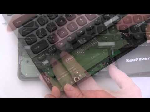 How to Replace Your Logitech Bluetooth Illuminated Keyboard K810 Battery