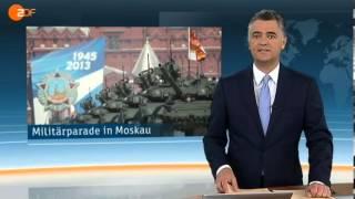 ZDF heute-Nachrichten [19:00Uhr][09.05.2013]