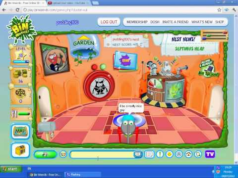 Binweevils-A little message about me being famous :DDDD