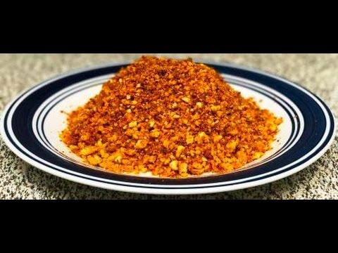 Shengdanyachi Chutney  | शेंगदाणा चटणी - Yummy authentic Maharashtrian Recipe