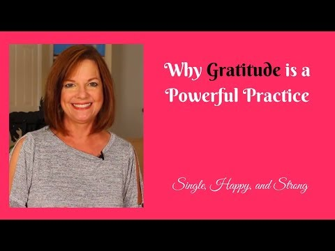 Why Gratitude is a Powerful Practice
