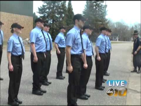Michigan Police Academy Recruits begin training