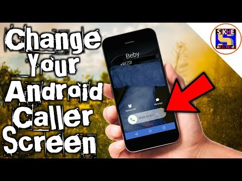 Change Your Android Caller📞 Screen🔥