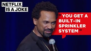 Why Mike Epps Pees Different Now | Netflix Is A Joke