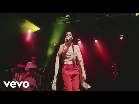 Chairlift - Moth to the Flame (Live on The Honda Stage from The El Rey Theatre in Los Angeles)