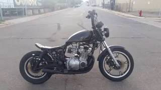 Project GS1100GK EP 1 (1982 Suzuki motorcycle) - Tapps47 - imclips net