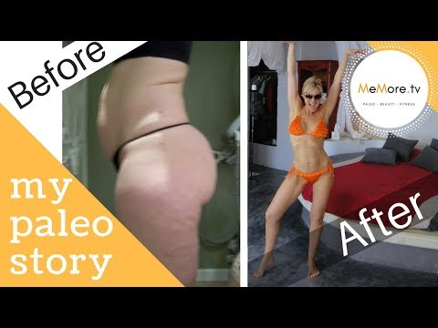 Weight loss after children - MY PALEO STORY // MeMore