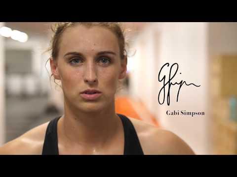 Where Greatness Starts-  Gabi Simpson
