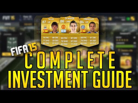 FIFA 15 - ULTIMATE INVESTMENT GUIDE! (Best Players To Buy + When To Sell Investments) MEGA PROFIT!