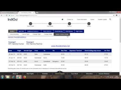 How to cancel flight Ticket Online