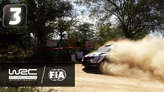WRC - YPF Rally Argentina 2016: TOP 5 Highlights