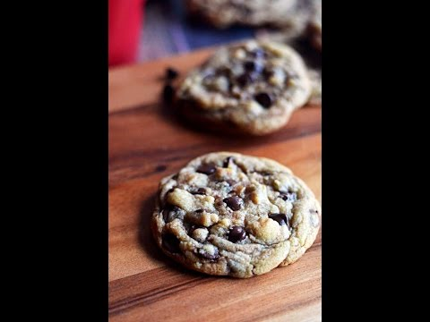 Pinterest Cafe Style Chocolate Chip Cookies