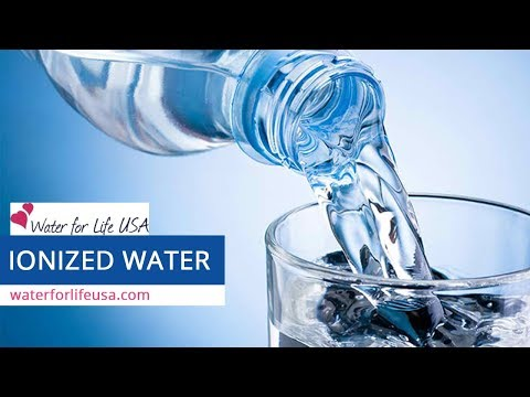 Bottled Water Vs. Ionized Alkaline Water