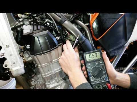KTM Throttle Position Sensor (TPS) Adjustment The Easy Way - How To