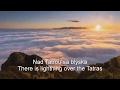 Slovak National Anthem lyrics [SK-EN]