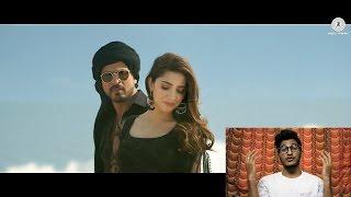 Zaalima Reaction | Raees | Shah Rukh Khan & Mahira Khan | Arijit Singh & Harshdeep Kaur |
