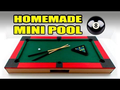 DIY MINI POOL - AMAZING Homemade TOY