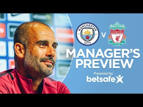 Raheem for Alexis? NO CHANCE! | Man City vs Liverpool | Guardiola Press Conference