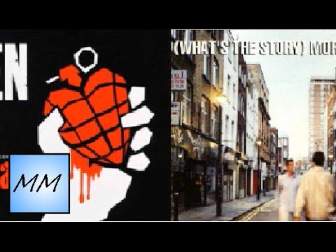 Green Day & Oasis MASHUP - Give Me Novacaine/Champagne Supernova