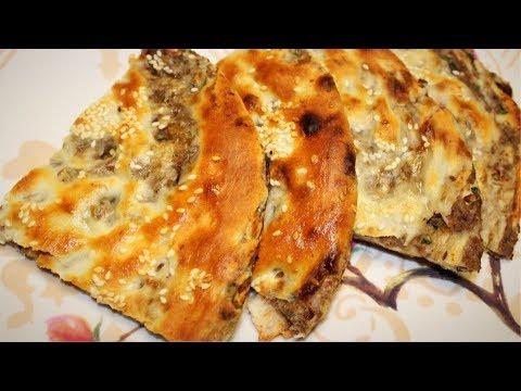 Keemay Waly Naan Recipe - Qeema Naan Recipe By Cook with Madeeha