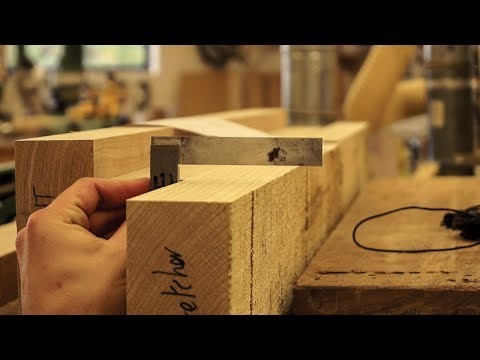 Building a Roubo Workbench | Part 1