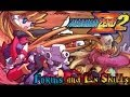 Megaman Zero 2 - Forms and Ex Skills Exhibition