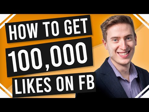 Get 100,000+ Likes for Your Facebook Fan Page in 30 Days!