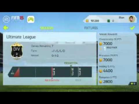 How to get more money ! Fifa 15/16 Android/IOS