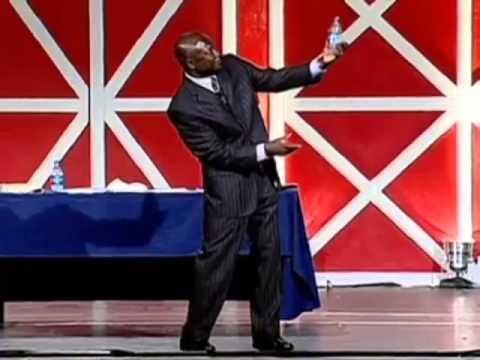 Albert Mensah: Renowned International Motivational Speaker and