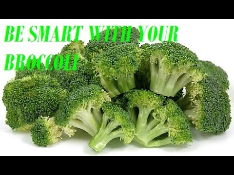 DIY - How to be smart with your broccoli