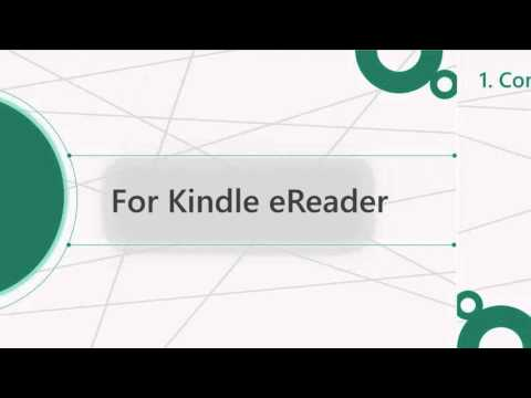 Remove Kindle eBooks DRM Made Easy