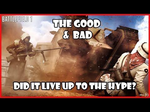 Battlefield 1 Multiplayer Complete Overview - Open Beta