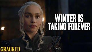 Is Daenerys Targaryen Gonna Break Bad? - Winter is Taking Forever (Game of Thrones recap)