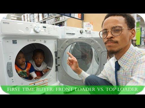 Buying A Washer Machine | FRONT LOADER vs. TOP LOADER