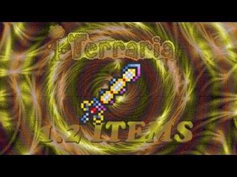 Terraria 1.2 - True Excalibur