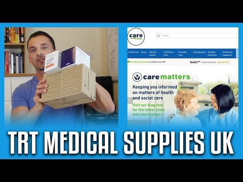 Another UK Supplier Of Medical Consumables (Needles, Syringes, Etc)