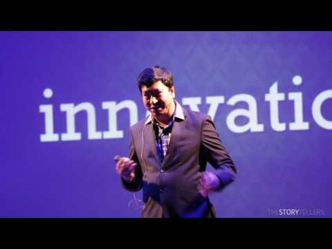 The Storytellers:Pioneering Technological Revolution - Mr. Allen Bailochan Tuladhar(MIC Nepal)