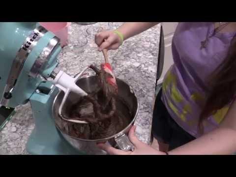 Chocolate Banana Nut Bread -- Booger's Recipe