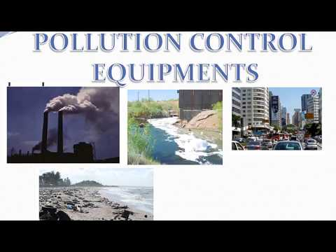 Pollution control equipments ppt