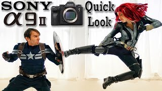Sony A9II | Quick Look with Sal D'Alia